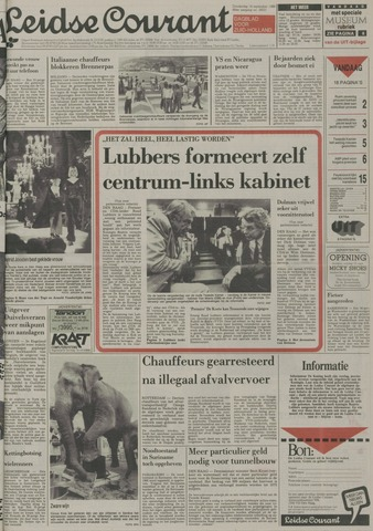 Leidse Courant 1989-09-14