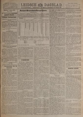 Leidsch Dagblad 1920-01-07