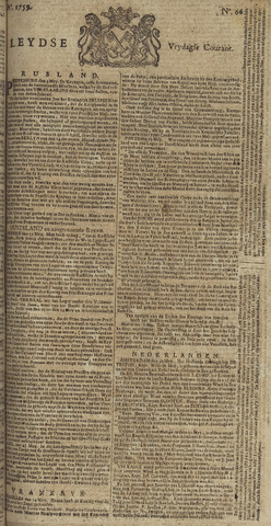 Leydse Courant 1759-06-01