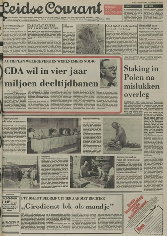 Leidse Courant 1981-08-07