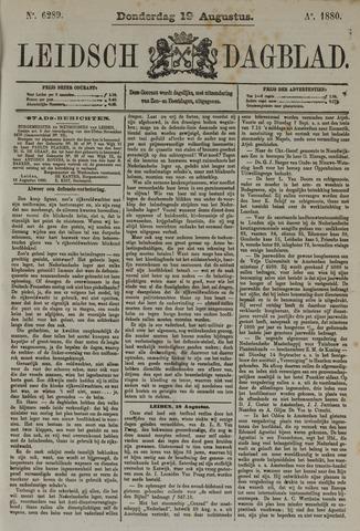 Leidsch Dagblad 1880-08-19