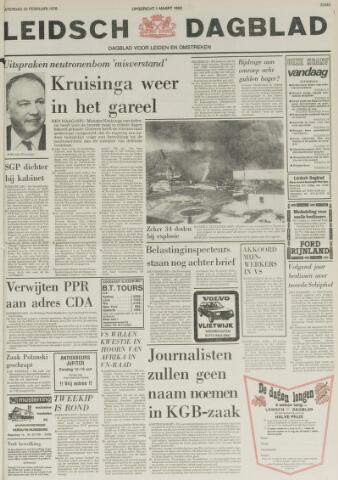 Leidsch Dagblad 1978-02-25