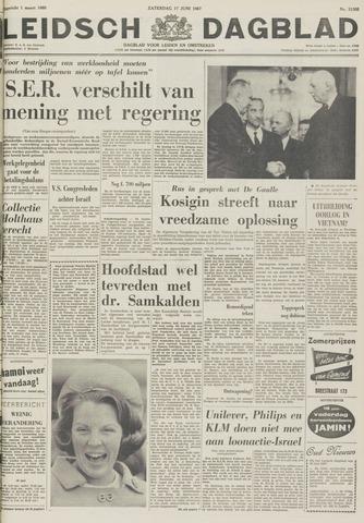 Leidsch Dagblad 1967-06-17