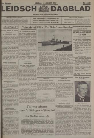 Leidsch Dagblad 1937-08-16