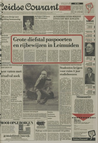 Leidse Courant 1988-01-15
