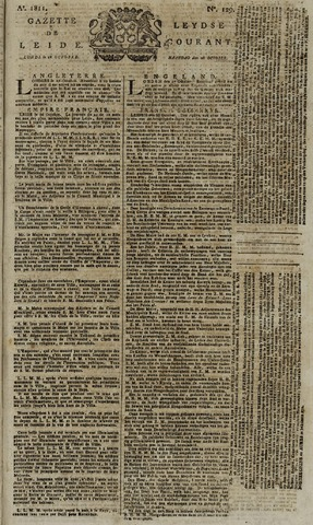 Leydse Courant 1811-10-28