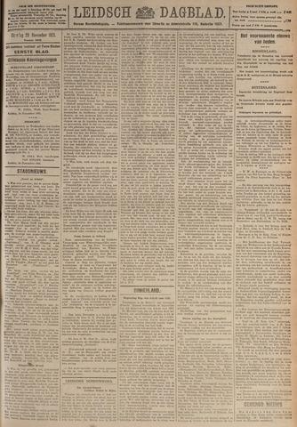 Leidsch Dagblad 1921-11-29