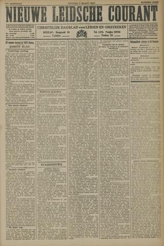 Nieuwe Leidsche Courant 1927-03-11