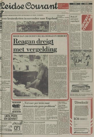 Leidse Courant 1983-10-24