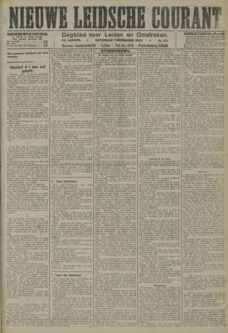 Nieuwe Leidsche Courant 1923-12-01