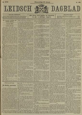Leidsch Dagblad 1911-06-19