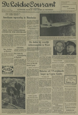Leidse Courant 1964-05-29