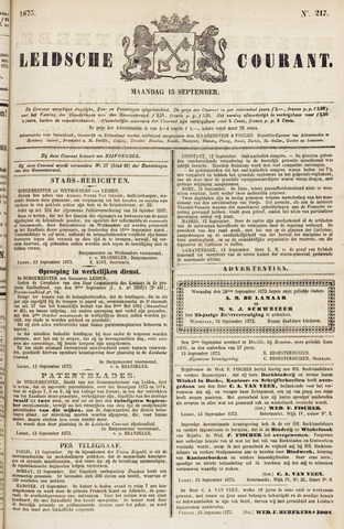 Leydse Courant 1873-09-15