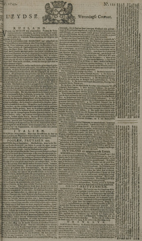 Leydse Courant 1749-10-08