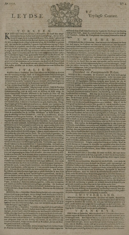 Leydse Courant 1726-01-04