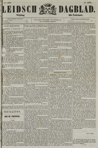 Leidsch Dagblad 1873-02-28