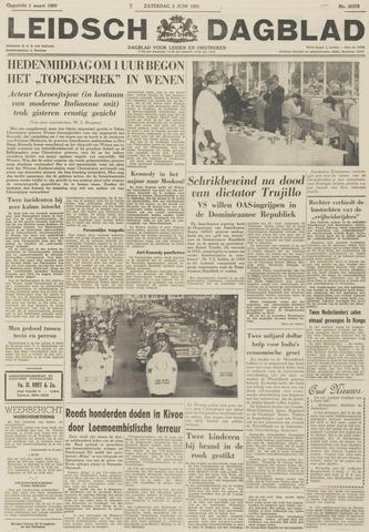 Leidsch Dagblad 1961-06-03