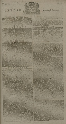 Leydse Courant 1739-07-06