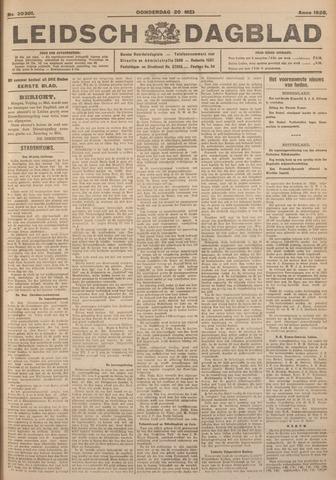 Leidsch Dagblad 1926-05-20