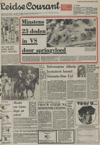 Leidse Courant 1977-07-21