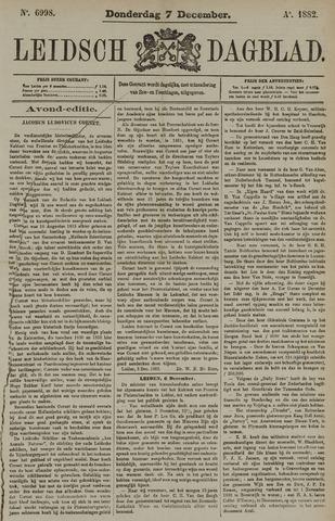 Leidsch Dagblad 1882-12-07