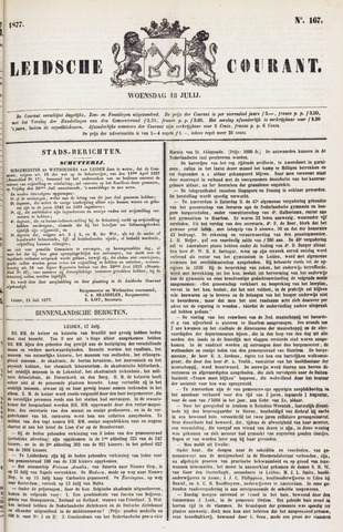 Leydse Courant 1877-07-18