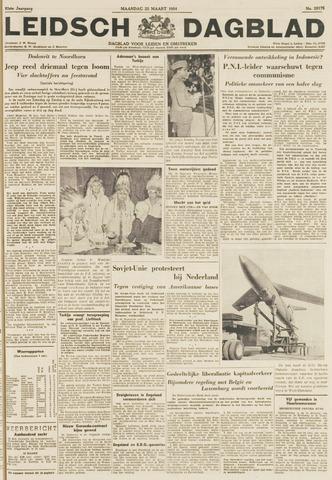 Leidsch Dagblad 1954-03-22