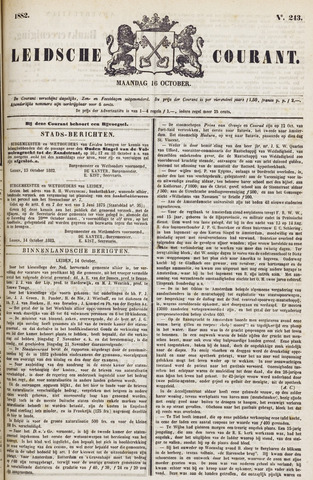 Leydse Courant 1882-10-16