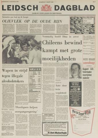 Leidsch Dagblad 1978-08-02