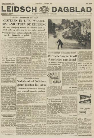 Leidsch Dagblad 1961-01-07