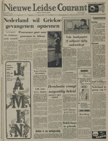 Nieuwe Leidsche Courant 1967-11-22