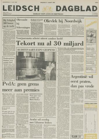 Leidsch Dagblad 1982-06-17