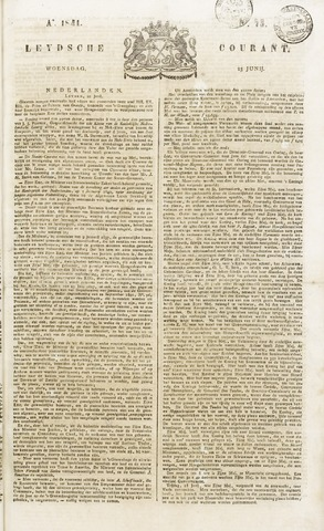 Leydse Courant 1841-06-23