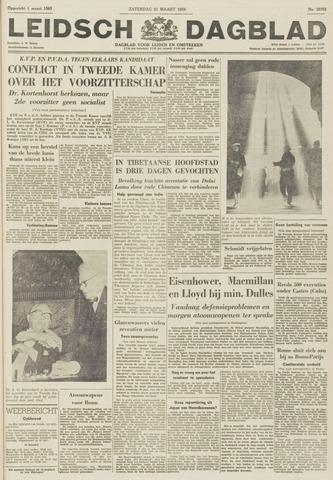 Leidsch Dagblad 1959-03-21