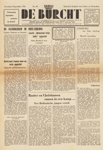 De Burcht 1945-09-08