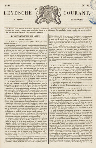 Leydse Courant 1844-10-28