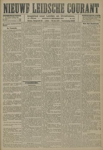 Nieuwe Leidsche Courant 1923-09-18