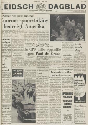 Leidsch Dagblad 1967-04-11