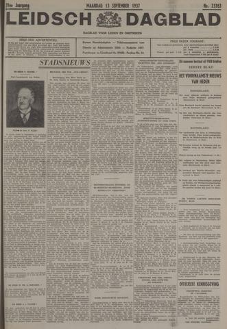 Leidsch Dagblad 1937-09-13