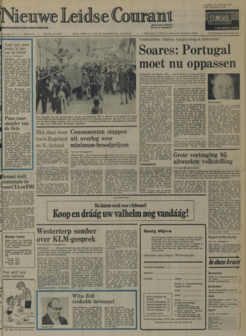 Nieuwe Leidsche Courant 1975-01-28