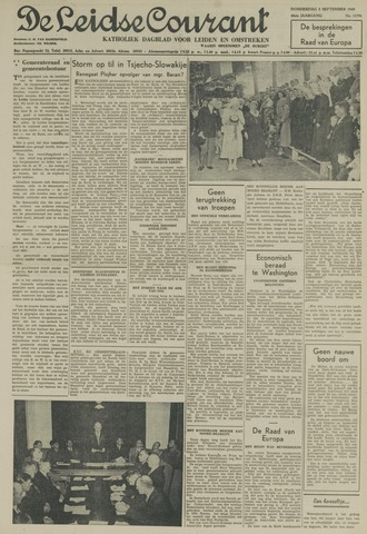 Leidse Courant 1949-09-08