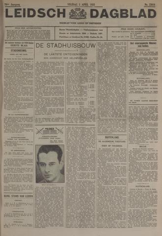 Leidsch Dagblad 1935-04-05