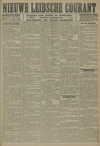 Nieuwe Leidsche Courant 1923-09-13