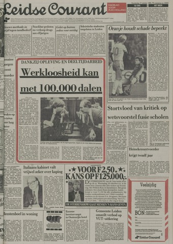 Leidse Courant 1985-10-17