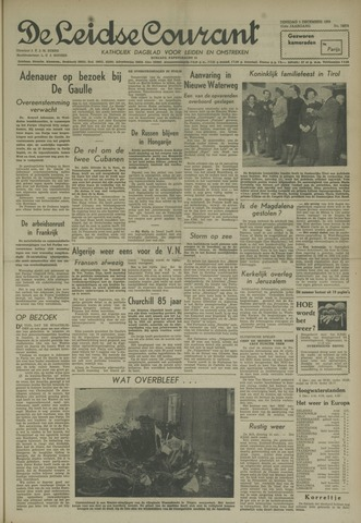 Leidse Courant 1959-12-01