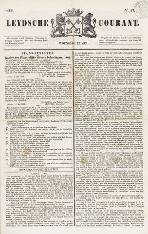 Leydse Courant 1869-05-12