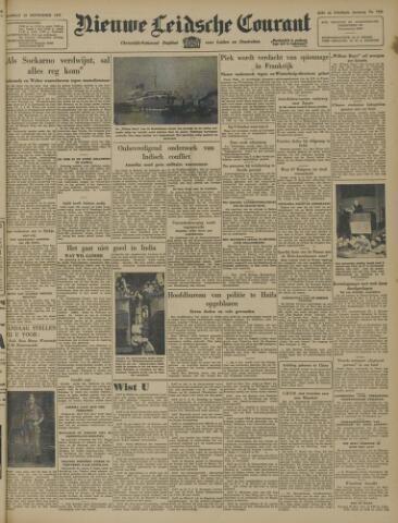 Nieuwe Leidsche Courant 1947-09-29