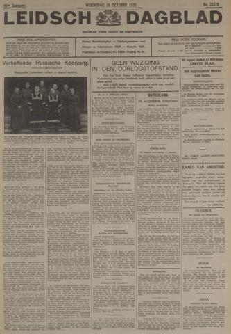 Leidsch Dagblad 1935-10-16