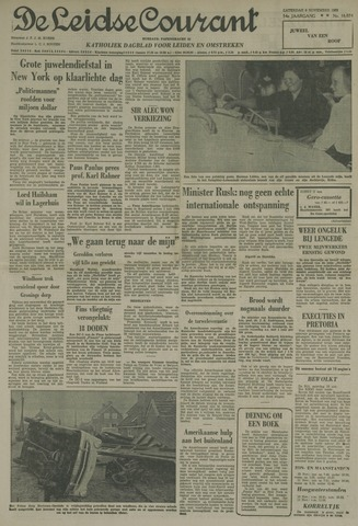 Leidse Courant 1963-11-09
