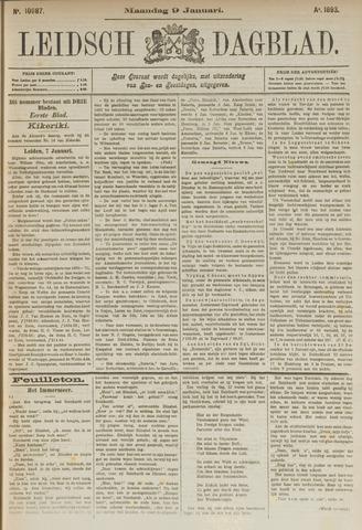 Leidsch Dagblad 1893-01-09